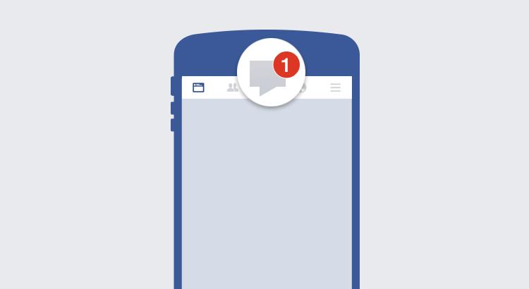 Mensagens de Páginas: pessoas e empresas mais próximas no Facebook