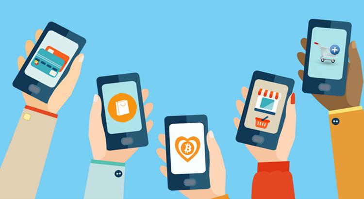 Brasil supera média mundial em compras por celular e tablet