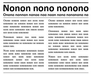 nonono - Imagem divulgação de Designices